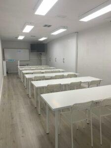 academia oposita pamplona clases