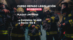 bomberos oposicion