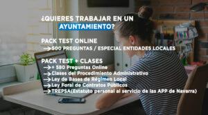 test online para trabajar en un ayuntamiento